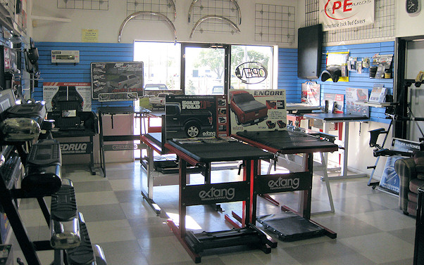 Truck, SUV and Auto Accessories